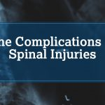 complications of spinal injuries