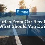 Car recalls graphic